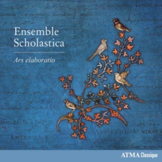 Ensemble Scholastica - Anonymous: Ars Elaboratio Neuf CD