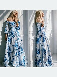 Old Fashioned Puff Sleeve Dress