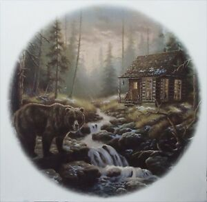 Brown-Bear-Cabin-River-Select-A-Size-Ceramic-Waterslide-Decals-Xx