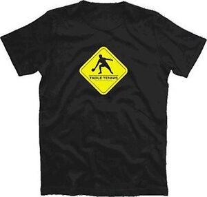 TISCHTENNIS SPIELER CROSSING II Tennis Tennisspieler  Kinder T-Shirt  104-164