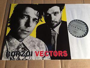 BORZOI-VECTORS-LP-MD-7964-HOLLAND-1986-DI730