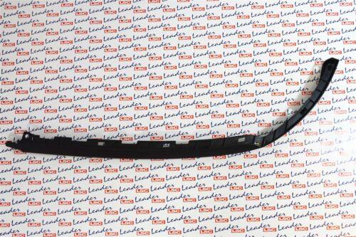 SPLITTER SPOILER LEFT SIDE NEW GENUINE Vauxhall ZAFIRA B FRONT BUMPER LIP