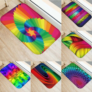 Am-AD-Bright-Color-Rugs-Floor-Mat-Carpet-Living-Room-Bed-Room-Bathroom-Washabl