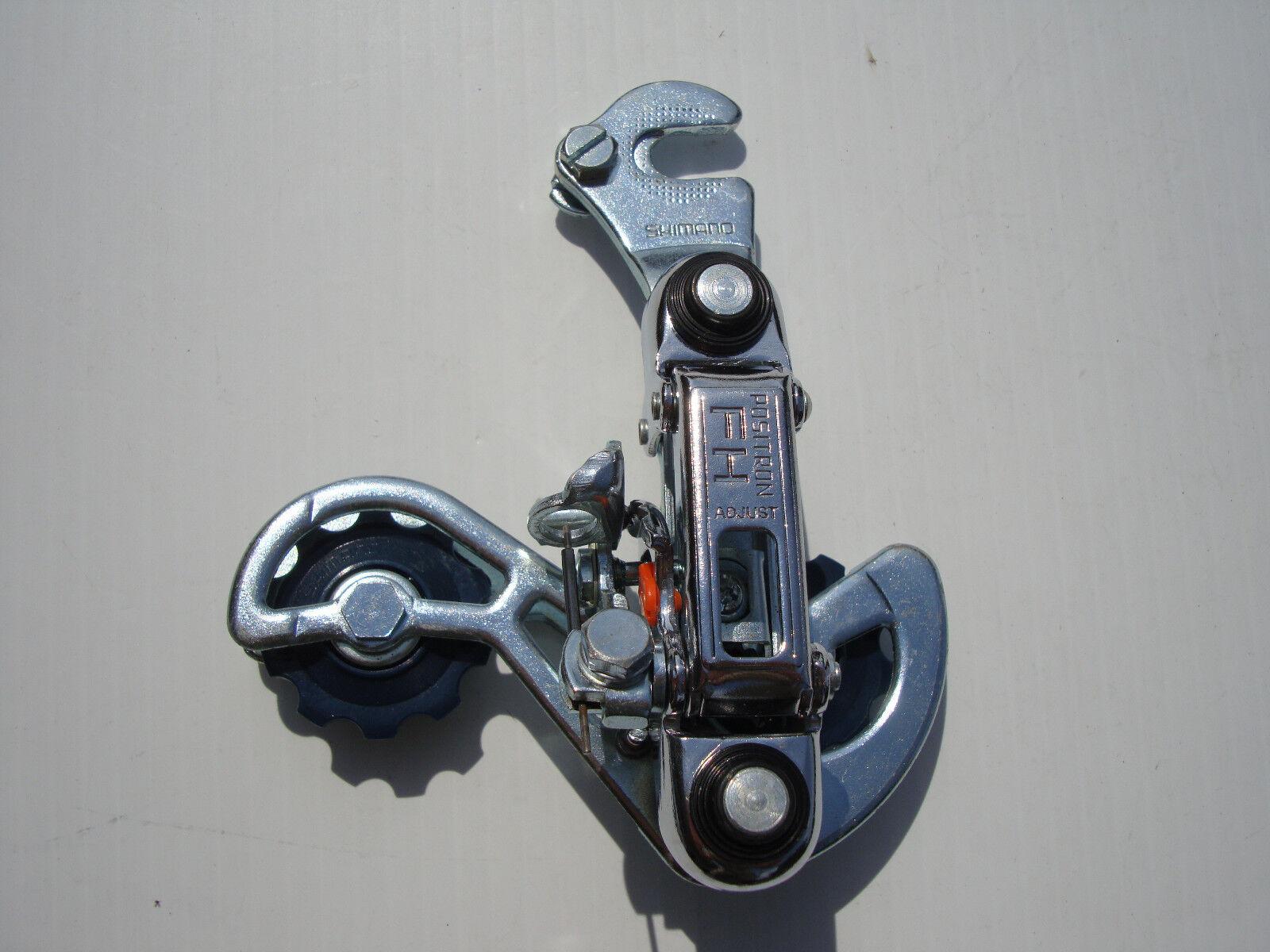 NOS Shimano Positron 5 6 Spd Rear Derailleur  Schwinn Huffy Sears Fuji Ross Bike  trendy