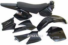 Seat Fuel Tank Plastic Body Set for KTM50 KTM50SX KTM 50 Black
