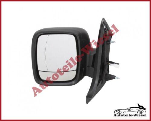 Beheiz für Renault Trafic III View Max Seitenspiegel Links Elektr