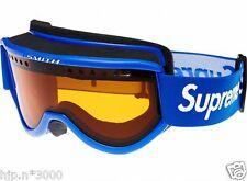 Supreme Smith 15aw Cariboo OTG Ski Goggle Goggles Black For Sale