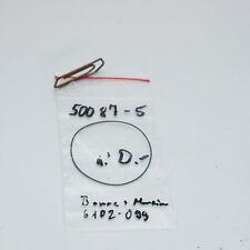 Baume & Mercier Bodendichtung M0A 03455 / 6101 099 Lemania Chrono NEU NOS
