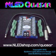 NLED Quasar LED Controller - 30 Channels, USB, DMX, Serial - 12 Volt LED Strip