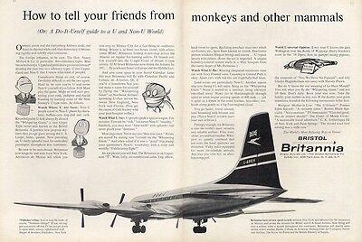 1958 BOAC Bristol Britannia crash