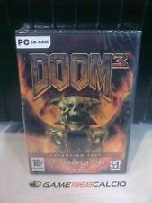 DOOM 3: RESURRECTION OF EVIL - PC GAMES - NEU & OVP - NEW SEALED VIDEOGAMES