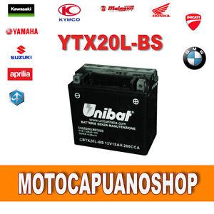 BATER-A-UNIBAT-YTX20L-BS-MOTO-GUZZI-California-Special-Sport-1100