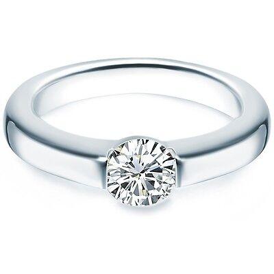 Tresor 1934 Damen Ring Verlobungsring Spannring Sterling Silber 925-/ Ringe