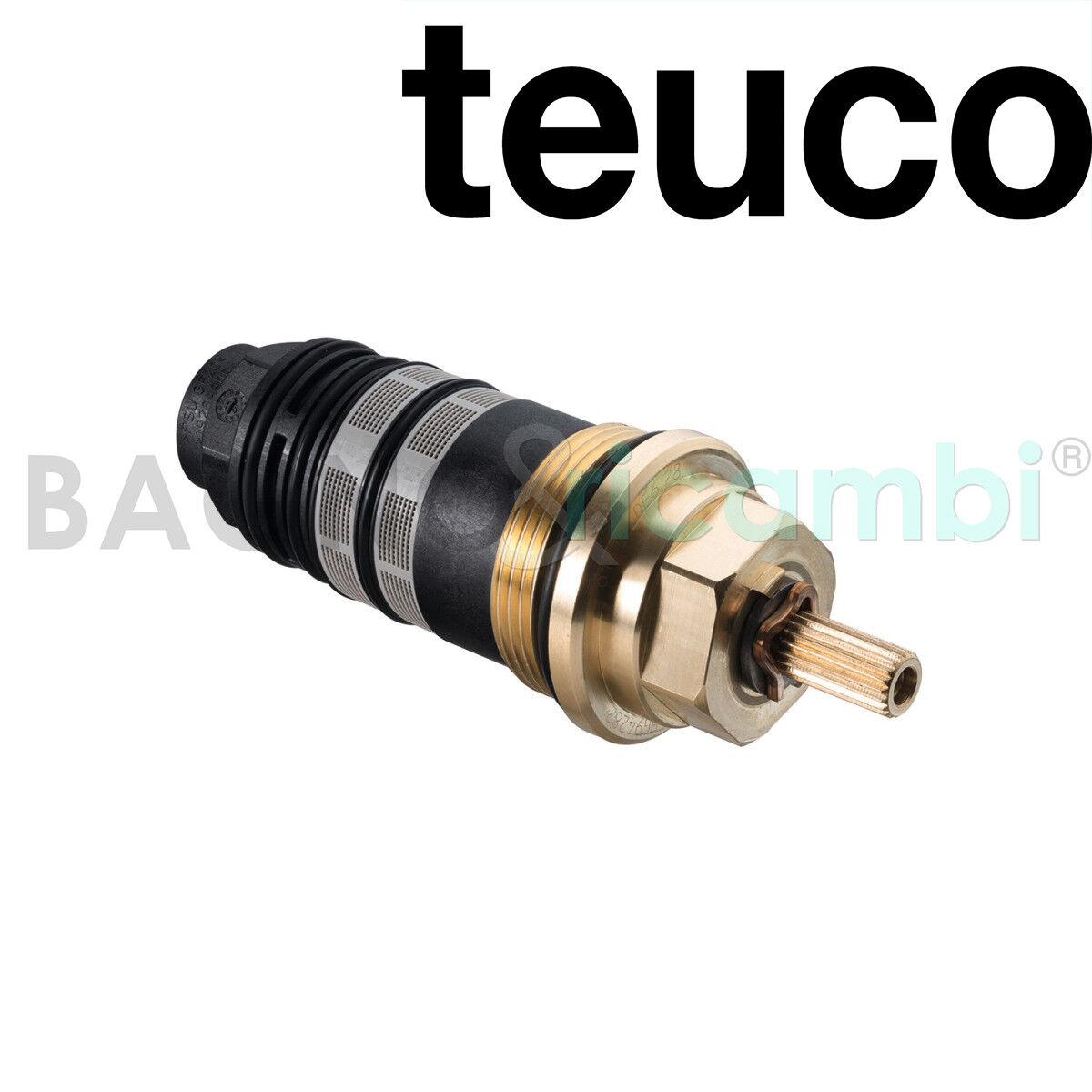 Remplacement cartouche thermostatique Teuco 81143500 pour cabine de douche