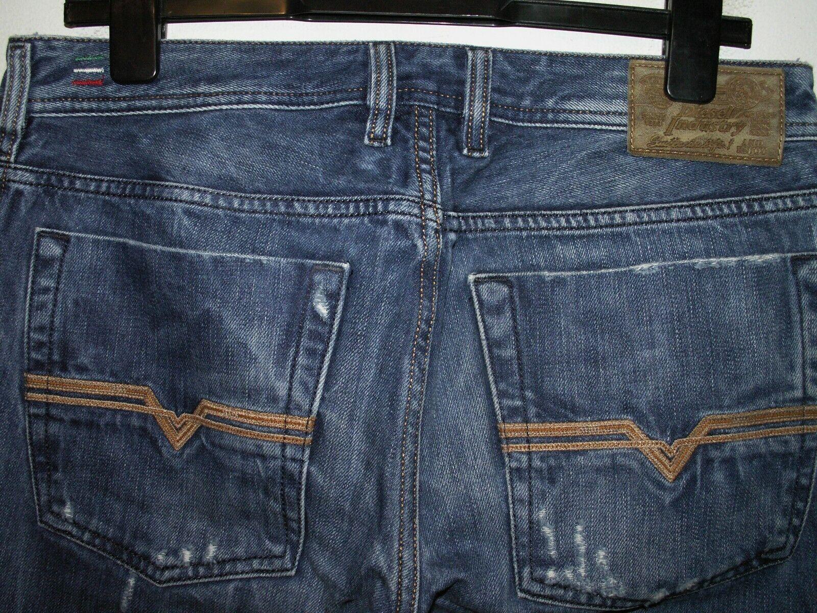 Diesel zatiny bootcut jeans wash 008C0 W31 L30 (a2102)