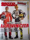 MOTOSPRINT n°10 2008 Speciale STONER Valentino Rossi [P65]