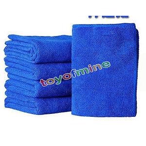 microfibre serviette de voiture wipe chiffon de nettoyage nettoyeur de v tements ebay. Black Bedroom Furniture Sets. Home Design Ideas