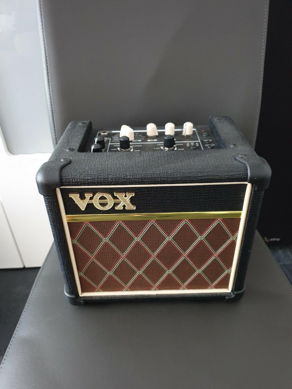 Multi-Effekte, Gitarrenverstärker Mini Amp Portable Verstärker für Gitarre
