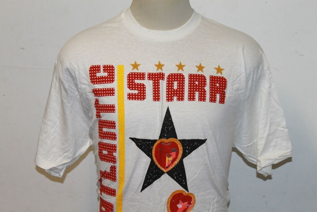 Vintage Original ATLANTIC STARR - 1987  Always  Promo Shirt - RARE Size 2xl