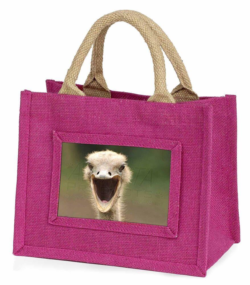 Le Prix Le Moins Cher Ostritch Photo Print Little Girls Small Pink Shopping Bag Christmas G, Ab-os1bmp La Consommation RéGulièRe De Thé AméLiore Votre Santé