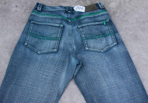 BASIC CODE Jean Pants for Men W34 X L32. TAG NO. 181K