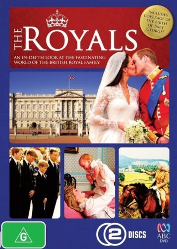 1 of 1 - The Royals (DVD, 2013, 2-Disc Set) R4 New Stock, Genuine & unSealed (D170)