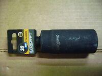 Evercraft 776-9023 30mm Deep Well Socket 1/2 Drive, 3 1/2 Length, 6 Pt, Ec10-2