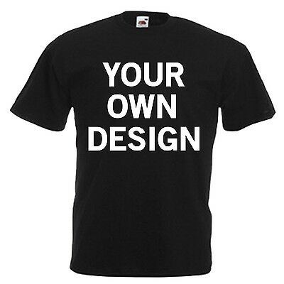 INTERNET WEBSITE LOGO PERSONALISED T-SHIRT OWN DESIGN