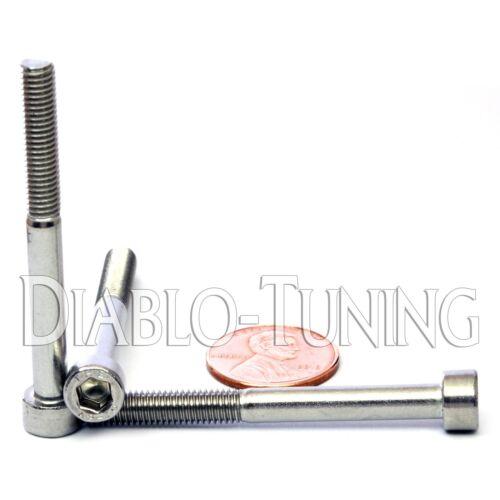 A2 Stainless Steel SOCKET HEAD CAP Screws DIN 912 M5-0.80 x 50mm Qty 10