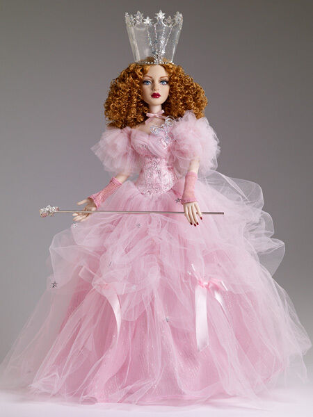 Tonner Glinda The Good Witch Wizard of Oz doll in rosadododo dress NRFB Evangeline