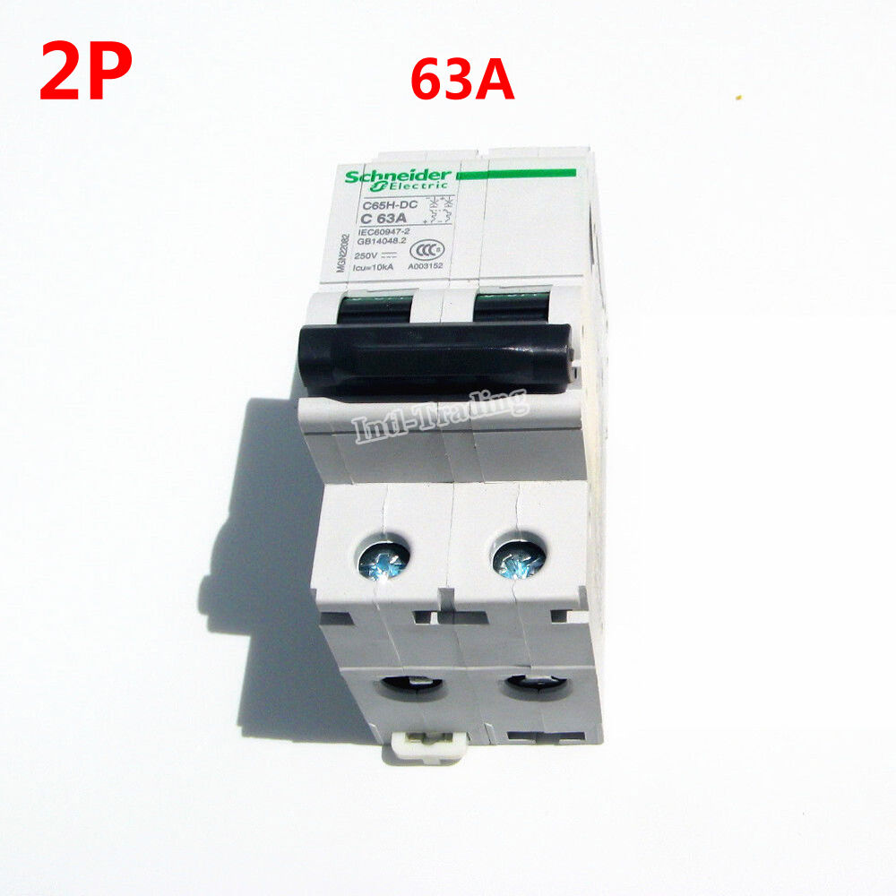 Dc 63a 2p 250v C65h Circuit Breaker Mcb Pv Solar Energy Air Diagram Of Pushmatic Panel Wiring Norton Secured Powered By Verisign