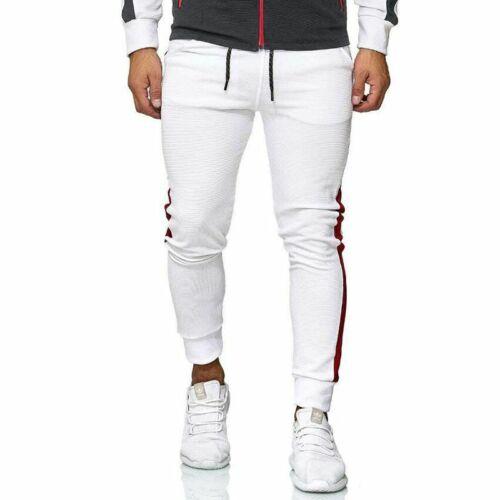 Men/'s Tracksuit Jogging Hoodie Coat Jacket Trousers Pants Sports Sweat Suit Set
