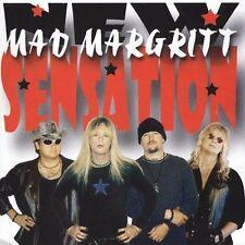 MAD MARGRITT - New Sensation - HARD ROCK - CD-Issue/SEALED