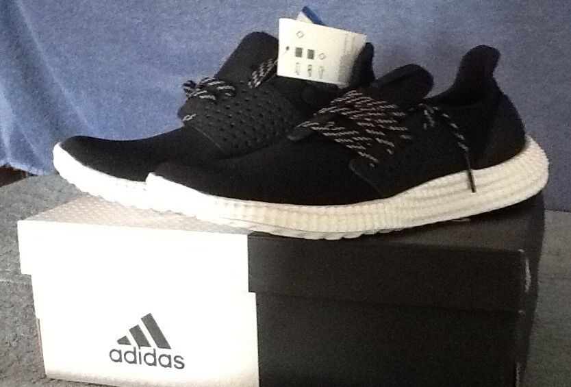 Adidas Performance Mens Adidas  24/7 Cross Trainer, Black/White NEW 4.5 Special limited time