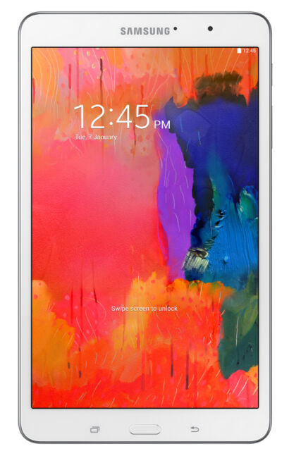 Samsung Galaxy Tab Pro SM-T320 16GB, Wi-Fi, 8.4in - White