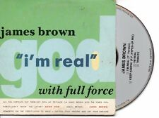 JAMES BROWN I M REAL EU CDS IN CARD PS