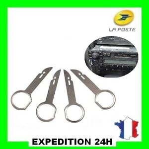 4-cles-d-039-extraction-demontage-autoradio-VW-SEAT-AUDI-SKODA-FORD-PEUGEOT-CITROEN