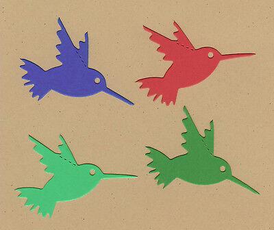 AccuCut Bird Die Cuts