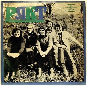 PAKT-Polubic-7-034-EP-POLISH-1971-RARE-EX