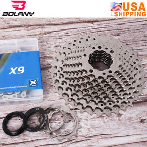 BOLANY-8-9-10-11Speed-Road-Bike-Bicycle-Cassette11-25-28-32-36T-KMC-Chain
