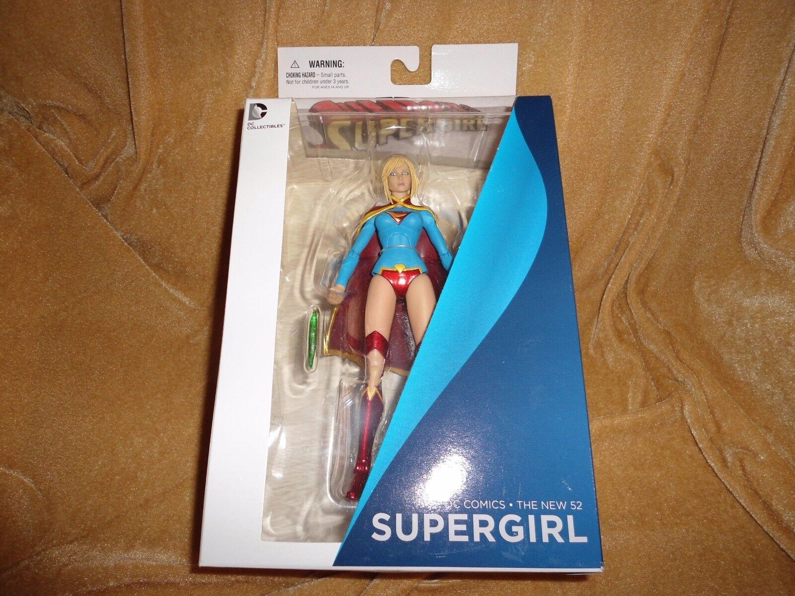 Dc collectibles dc comics - die neuen 52  supergirl action - figur