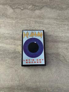 Def-Leppard-Let-s-Get-Rocked-Cassette-Tape-K7