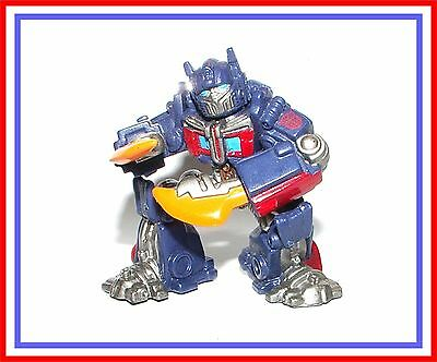 Transformers Robot Heroes OPTIMUS PRIME w// Blade Hands from ROTF Wave 1