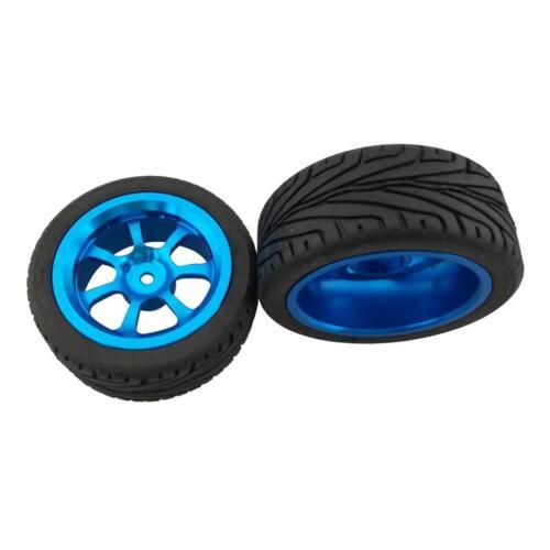 RC Car Wheel Tires 1//18 Wheel Tyre for A949 A959 A969 A979 K929 A959-b Parts