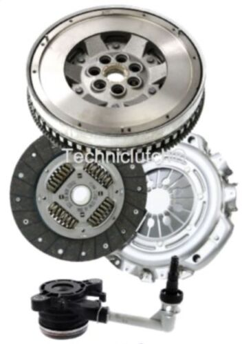 RENAULT ESPACE 2.2 DCI 2,2DCI FLYWHEEL CONVERSION KIT AND CLUTCH KIT WITH CSC