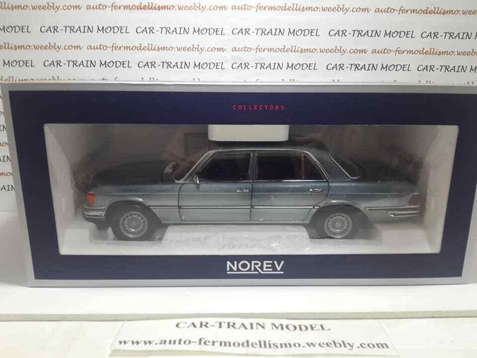 Mercedes-Benz 450 SEL 6.9 - Norev 1 18 1 18 1-18