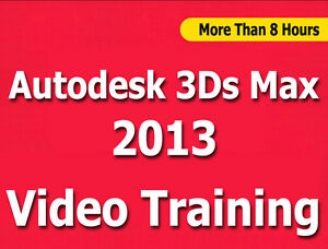 autodesk 3ds max 2013 tutorials