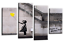 BANKSY-Art-Picture-Yellow-Balloon-Girl-Hope-Print-Love-Peace-Wall-Canvas thumbnail 1
