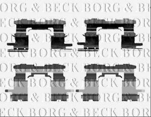 BBK1216-Borg-amp-Beck-Kit-de-montage-pour-plaquettes-de-frein-pour-Toyota-Prius-Yaris-00-05