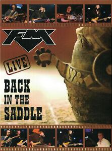 FM-Back-in-the-Saddle-Live-at-Firefest-2007-DVD-CD-Digipak-2008-PAL-Region-0
